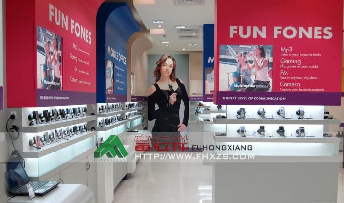 品牌加盟店铺展示设计五原则