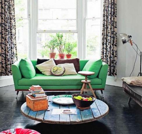 客厅装饰效果图 wbr 最热现代客厅设计