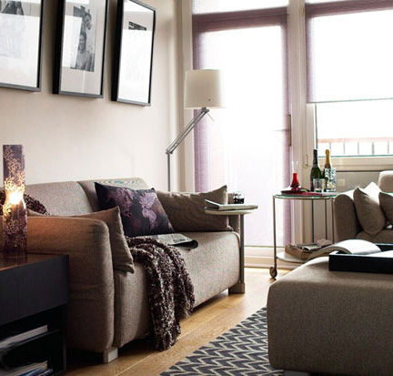 客厅沙发摆放效果图 如何巧妙搭配客厅